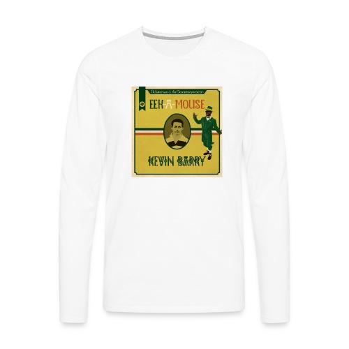 Eek a Mouse Kevin Barry - Men's Premium Longsleeve Shirt
