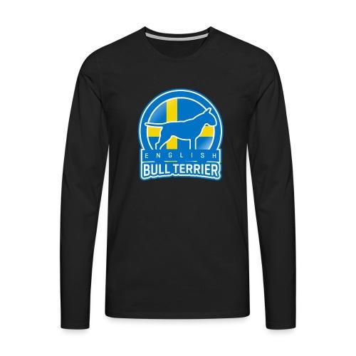 Bull Terrier Sweden - Männer Premium Langarmshirt