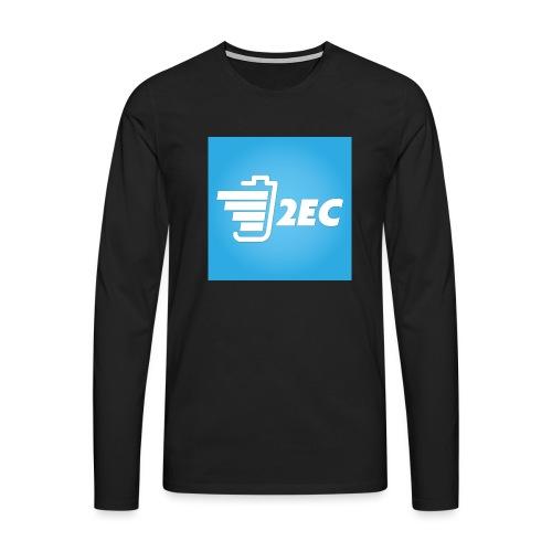 2EC Kollektion 2016 - Männer Premium Langarmshirt