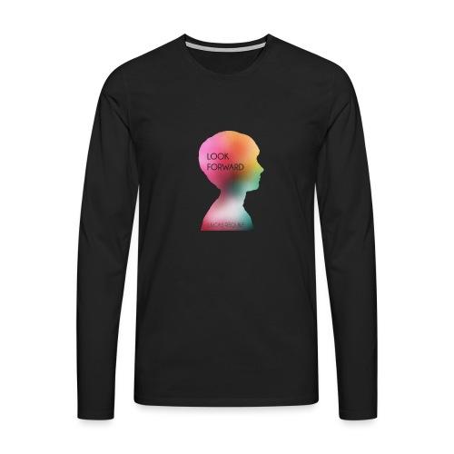 Gwhello - Mannen Premium shirt met lange mouwen