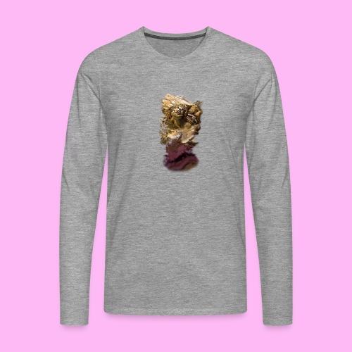migraine - Miesten premium pitkähihainen t-paita