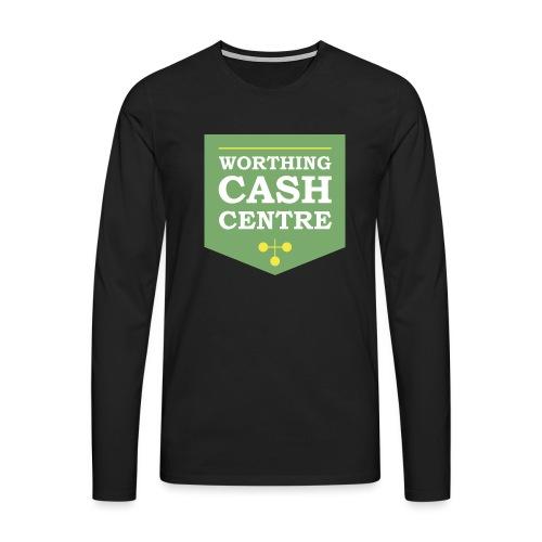 WCC - Test Image - Men's Premium Longsleeve Shirt