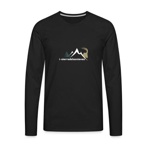 i-sierradelasnieves.com - Camiseta de manga larga premium hombre