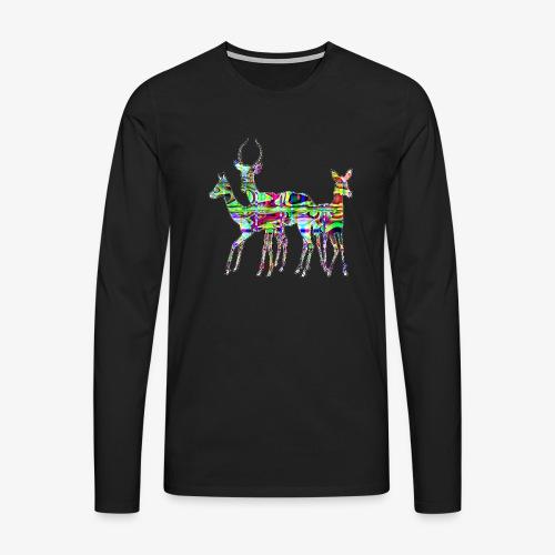 Biches - T-shirt manches longues Premium Homme