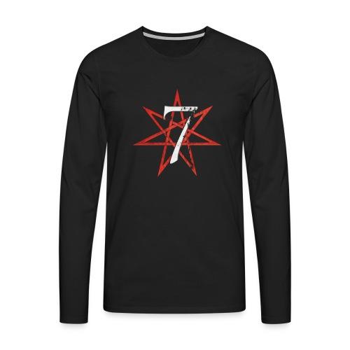 7stern - Männer Premium Langarmshirt