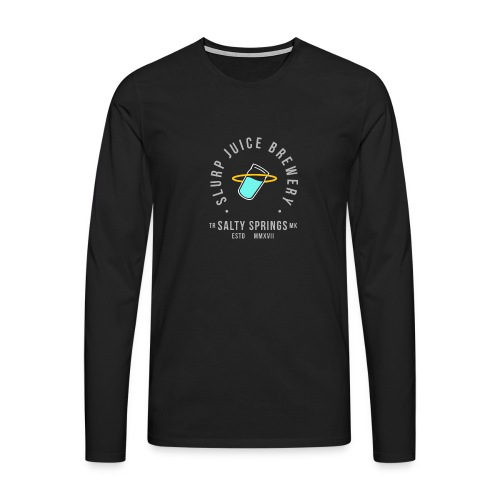 slurp juice - Men's Premium Longsleeve Shirt