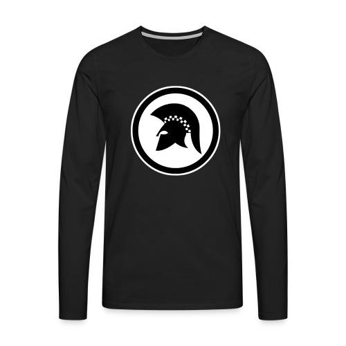 trojan Ska-reggae Zeichen - Männer Premium Langarmshirt