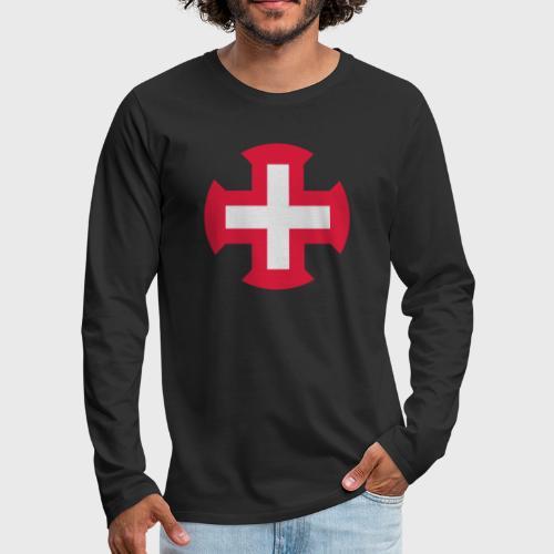 Croix du Portugal - T-shirt manches longues Premium Homme