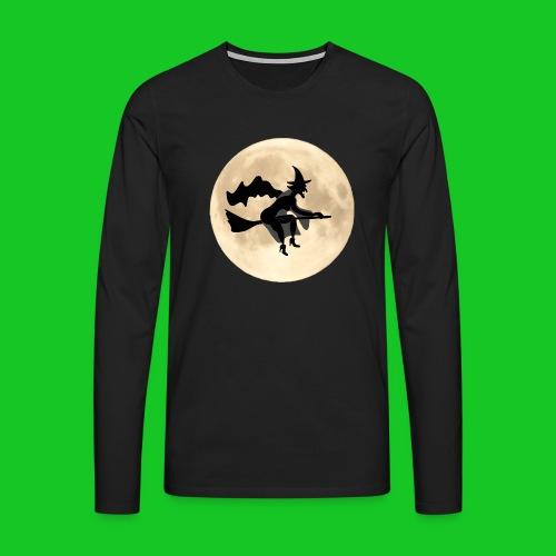 Sexy heks - Mannen Premium shirt met lange mouwen