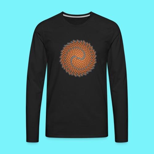 Wallflower - Men's Premium Longsleeve Shirt