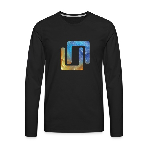 Neon Azerite 2019 - Men's Premium Longsleeve Shirt