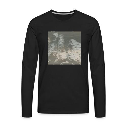 tie dye - Men's Premium Longsleeve Shirt