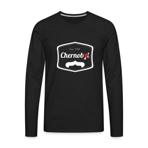 Chernoble - T-shirt manches longues Premium Homme