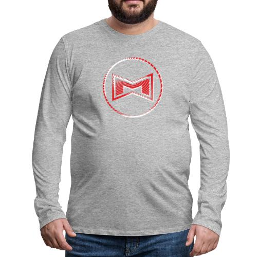 M Wear - Mean Machine Original - Men's Premium Longsleeve Shirt