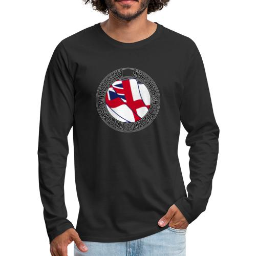 Hands to Harbour Stations (DC) - Men's Premium Longsleeve Shirt