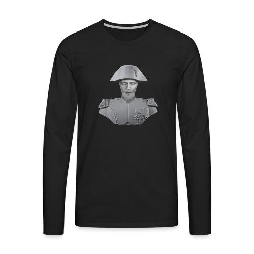 ShimmyMC Napoleon T-Shirts - Männer Premium Langarmshirt