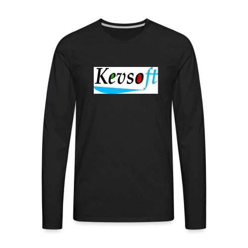 Kevsoft - Men's Premium Longsleeve Shirt