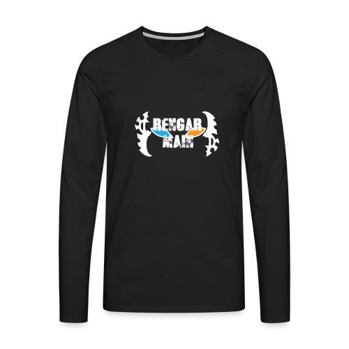 Rengar Main - Männer Premium Langarmshirt