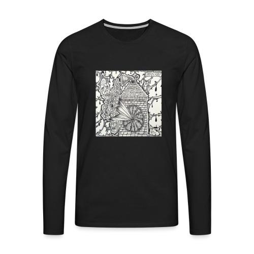 Brain Ache - Men's Premium Longsleeve Shirt