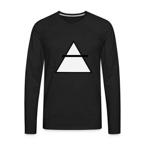 ALKIMASTA - T-shirt manches longues Premium Homme