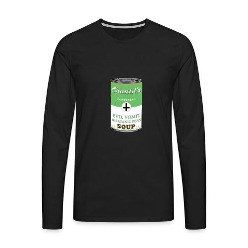 Exorcist's soup - T-shirt manches longues Premium Homme