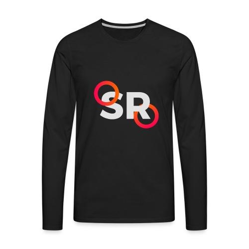 Simulator Radio - Men's Premium Longsleeve Shirt