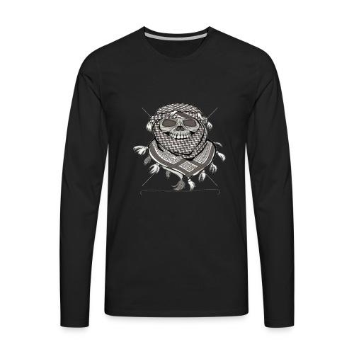 Krieger - Männer Premium Langarmshirt