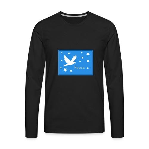 Peace for All - Men's Premium Longsleeve Shirt