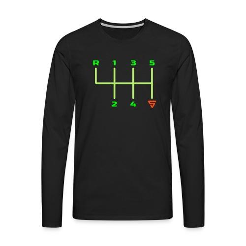 Shift it ! - T-shirt manches longues Premium Homme