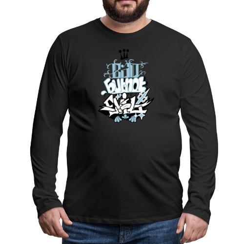 Bad but not evil - T-shirt manches longues Premium Homme