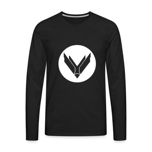 shirt png - Männer Premium Langarmshirt
