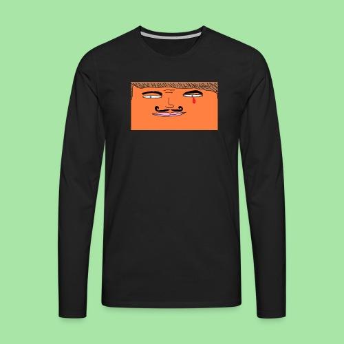 MOL-BOI - T-shirt manches longues Premium Homme