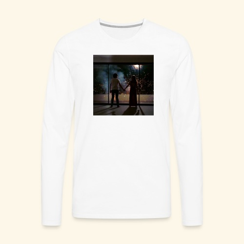 Mum look at me, I'm really okay. - T-shirt manches longues Premium Homme