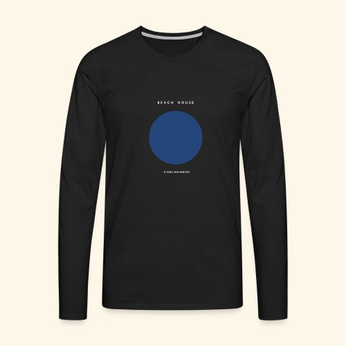 Beach House the B-Sides and Rarities - T-shirt manches longues Premium Homme