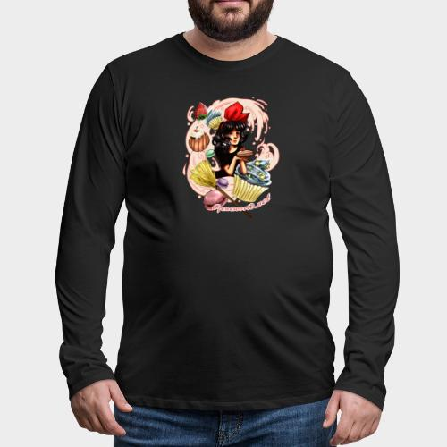 Geneworld - Kiki - T-shirt manches longues Premium Homme