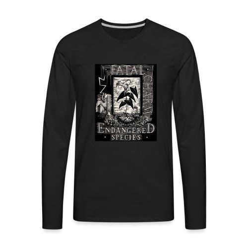 fatal charm - endangered species - Men's Premium Longsleeve Shirt