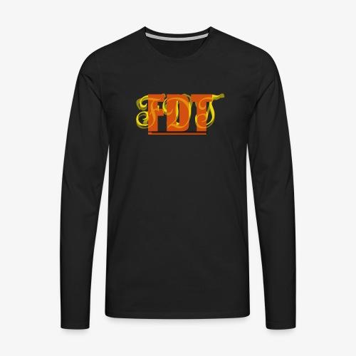 FDT - Men's Premium Longsleeve Shirt