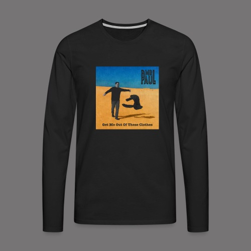 Mr Paul EP Design - Men's Premium Longsleeve Shirt