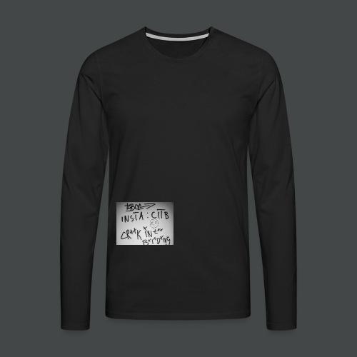 IMG 20160830 012507 - Männer Premium Langarmshirt