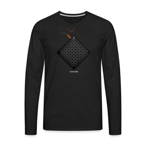 Phantom Launchpad // Kaskobi - Men's Premium Longsleeve Shirt