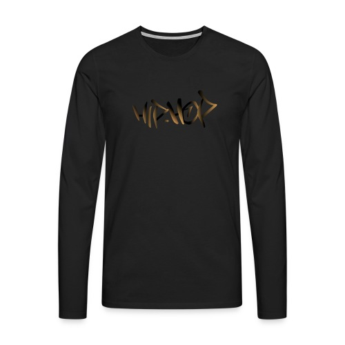 HIP HOP - Men's Premium Longsleeve Shirt