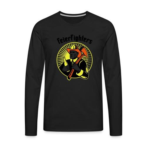 feierfighters - Männer Premium Langarmshirt