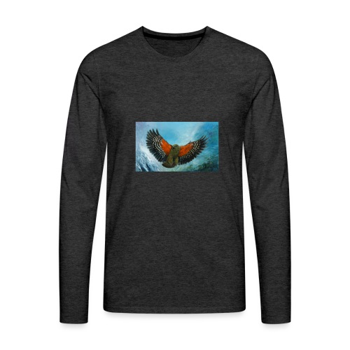 123supersurge - Men's Premium Longsleeve Shirt