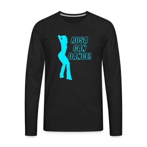rosacandance - Men's Premium Longsleeve Shirt