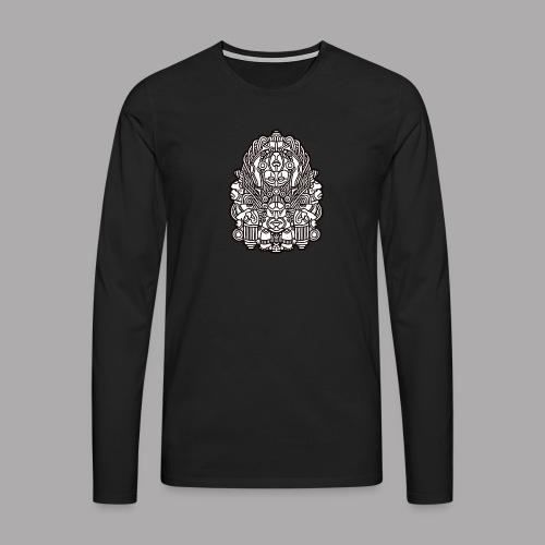connected black - Men's Premium Longsleeve Shirt