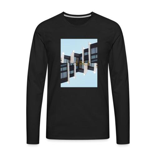 Upside Down Tee - T-shirt manches longues Premium Homme
