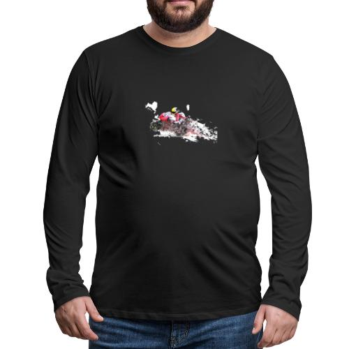 Moto00001 - Camiseta de manga larga premium hombre