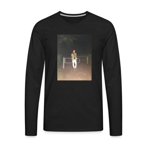 Jay Dane - Herre premium T-shirt med lange ærmer