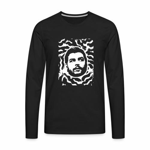 Che - Mannen Premium shirt met lange mouwen