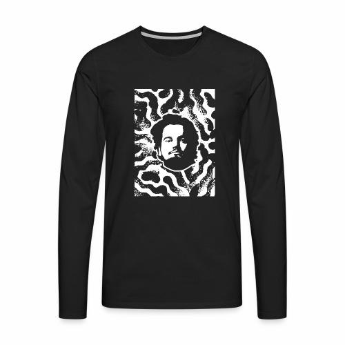 Sluwe - Mannen Premium shirt met lange mouwen